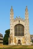 Królewiątko szkoła wyższa Cambridge Zdjęcia Stock