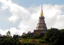 Królewiątka i królowej pagoda Zdjęcia Stock
