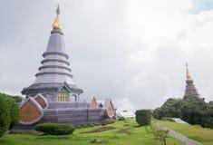 Królewiątka i królowej pagoda Obrazy Stock