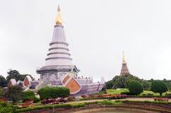 Królewiątka i królowej pagoda Obraz Stock