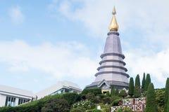Królewiątka i królowej pagoda Fotografia Stock