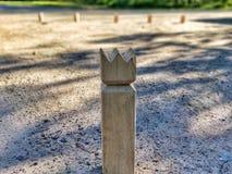 Królewiątko i jego wojsko Fotografia Stock