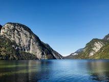 Królewiątko jezioro Zdjęcia Royalty Free