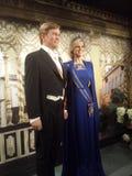 Królewiątko królowej holandie Obrazy Royalty Free