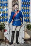 Królewiątko Ludwig Obrazy Stock