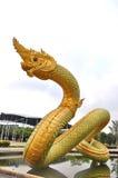 Królewiątko Naga statua Zdjęcie Royalty Free