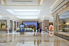 Królewiątko Prussia centrum handlowe Obrazy Stock