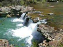 Królewiątko rzeki spadki Zdjęcie Stock