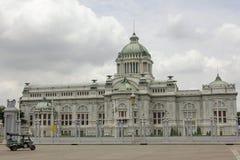Królewiątko Tajlandia Tronowy Hall Anantasamakom Obrazy Stock