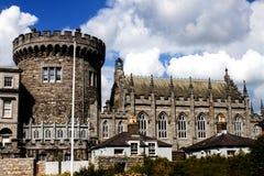 Królewscy kaplica Dublin, Irlandia - Zdjęcia Stock