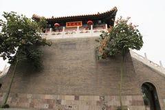 Królewska świątynia, zachodnia pięć yunju świątynia w Xian Zdjęcie Stock
