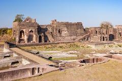 Królewska enklawa, Mandu fotografia stock