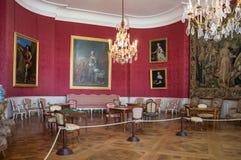 Królewska Górska chata De Chambord Obrazy Royalty Free