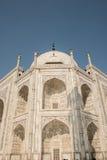 Królewska grafika w Taj Mahal Zdjęcia Royalty Free