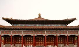 Królewski Świątynny Hall Obrazy Royalty Free