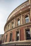 Królewski Albert Hall Obrazy Stock