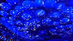 Królewski Albert Hall akustyczny sufit Obraz Royalty Free