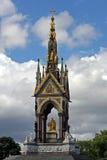 królewski Albert pomnik Zdjęcie Royalty Free