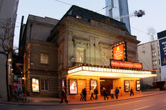 królewski Alexandra theatre obraz stock
