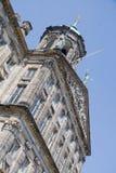królewski Amsterdam pałac Zdjęcia Royalty Free