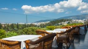Królewski Ateny Olimpijski hotel obraz royalty free