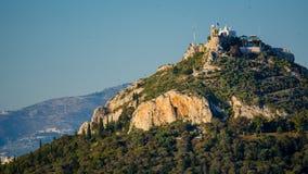 Królewski Ateny Olimpijski hotel obraz stock