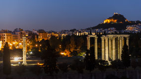 Królewski Ateny Olimpijski hotel obrazy royalty free