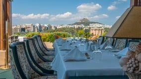 Królewski Ateny Olimpijski hotel zdjęcia stock