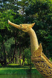 Królewski barki Suphannahong królewiątka pałac Obraz Stock