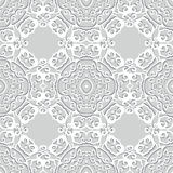 Królewski Bezszwowy wzór luz - Wektorowa ilustracja ilustracja wektor