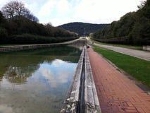 królewski Caserta pałac Zdjęcia Stock