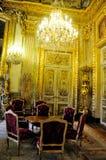 królewski chambres louvre fotografia royalty free