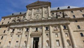 królewski fasadowy monaster Obrazy Royalty Free