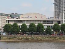 Królewski festiwal Hall w Londyn Obrazy Royalty Free