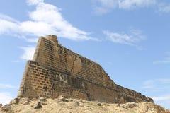 Królewski forteca Santiago De Arroyo De Araya obraz stock