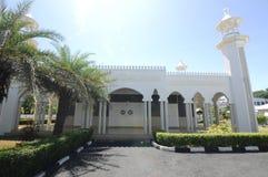 Królewski grobowiec przy Abidin meczetem w Kuala Terengganu, Malezja Obrazy Stock