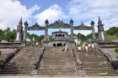 Królewski grobowiec Wietnam Obraz Stock