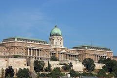 Królewski grodowy Budapest Węgry Fotografia Stock
