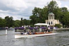 królewski henley regatta zdjęcie royalty free