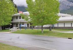 Królewski kanadyjczyk Wspinający się Milicyjny biuro zdjęcia royalty free