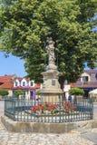 Królewski kasztel w Niepolomice, Polska Zdjęcie Royalty Free