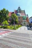 Królewski kasztel w Niepolomice, Polska Obrazy Stock