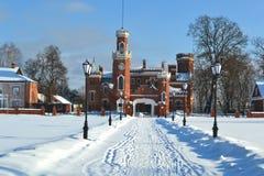 Królewski kasztel w rosjaninie Fotografia Royalty Free