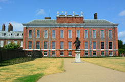 Królewski Kensington pałac, Londyn Obraz Stock