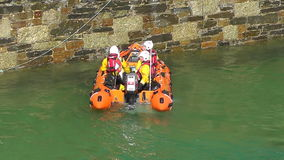 Królewski Krajowy Lifeboat instytut zbiory wideo