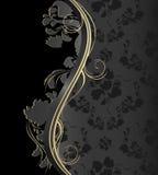 królewski kwiecisty ornament Zdjęcia Royalty Free