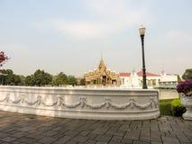 Królewski lato pałac uderzenia Pa Wewnątrz obraz royalty free