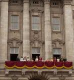 królewski ślub Fotografia Royalty Free
