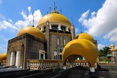 Królewski meczet sułtan Suleiman Zdjęcia Stock