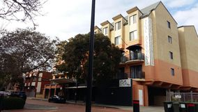 Królewski mieszkania Pty Ltd, Perth, Australia fotografia royalty free